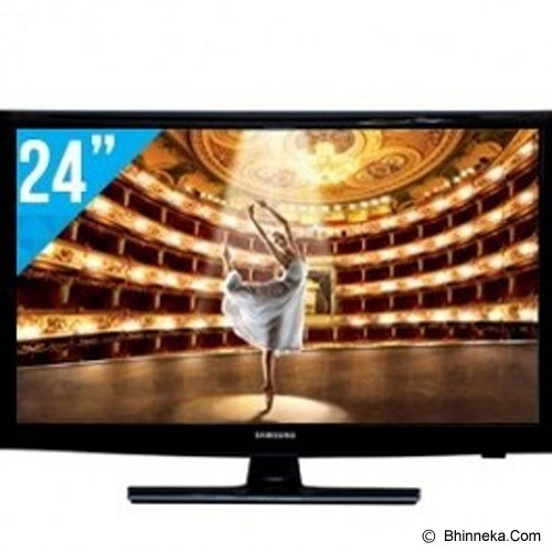 SAMSUNG 24 Inch TV LED [UA24H4150] - Televisi / Tv 19 Inch - 29 Inch